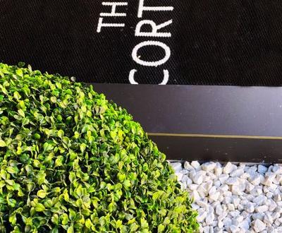 Binnenkomst Hotel Cortezo