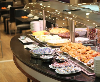 Ontbijt Hotel Cortezo