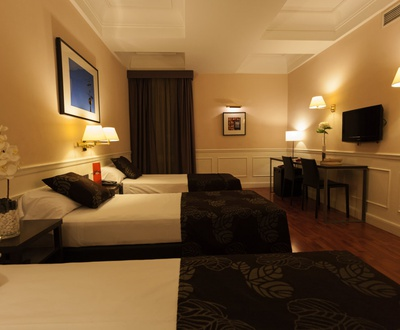 Kamers Hotel Cortezo
